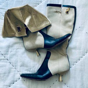 Vintage Gucci Tall Boots
